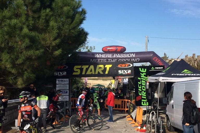 Fungo Cardoncello-mountain bike: a Spinazzola binomio perfetto alla Marathon delle Due Terre