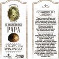cioccolatino del papa