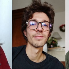 Il team di myBiros - Guidone, Cavina e Caravani