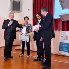 Presentazione del libro durante il premio Livatino Saetta Costa