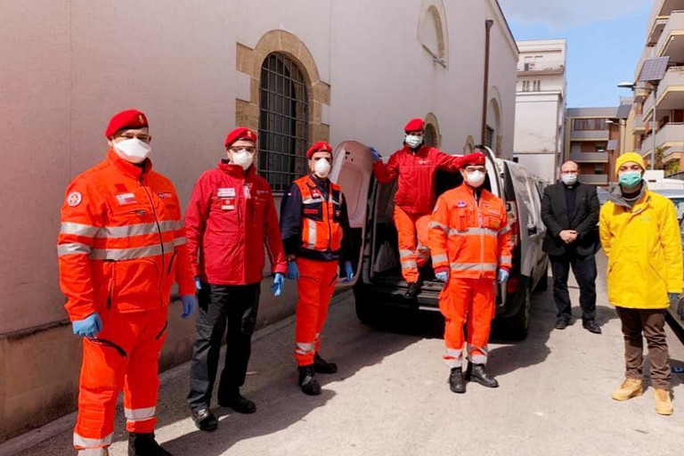 Donazioni Coldiretti Puglia