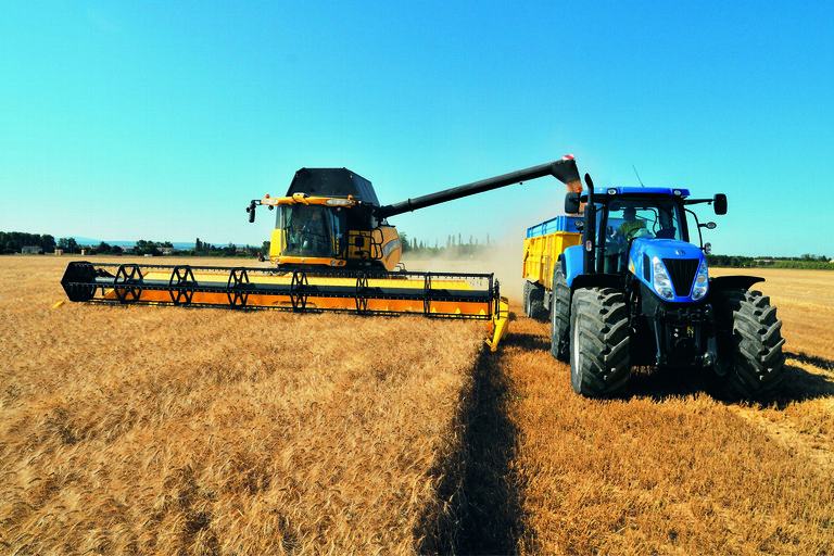 Mezzi agricoltura