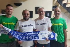 Nuova Spinazzola, Vincenzo Abruzzese confermato preparatore atletico
