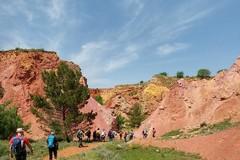 Cave di bauxite, una geo passeggiata fra gli echi della storia