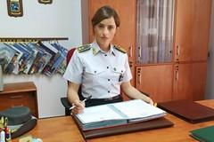 Il Comandante della Guardia di Finanza di Andria, Doriana Dileo promossa al grado di Maggiore