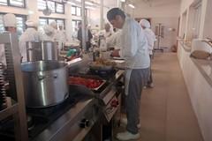 Piccoli chef crescono, a scuola di enogastronomia locale