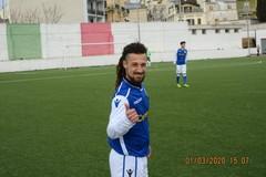 Nuova Spinazzola, il furetto Vincenzo Ariani resta bianco blu