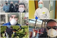 Dalla Cgil Bat ai lavoratori: «Grazie ai nostri eroi»