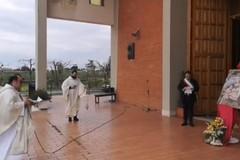 La Madonna del Bosco benedice Spinazzola dal Santuario