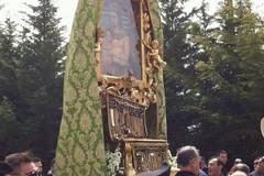 La Madonna del Bosco fa ritorno in paese
