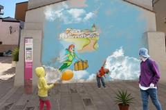 "Street Art, il borgo antico diventa museo ""en plein air"""