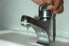 Occhio al rubinetto, da oggi ulteriormente ridotta la pressione idrica