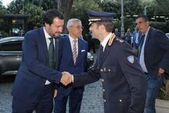 Ordine pubblico nella Bat: incontro con il ministro Matteo Salvini