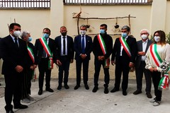 Il Ministro Costa in visita al Parco dell'Alta Murgia: «Sinergia per creare una rete efficace»