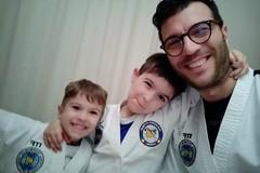 """Anche il Team Pistillo alla """"Corona Challenge"""" di taekwondo Itf"""