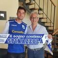 "Mister Schiavone riporta  ""a casa "" Fabio Dinoia"