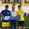 Gianluca Ceglie e Miki Piemonte, due nuovi under per la Nuova Spinazzola