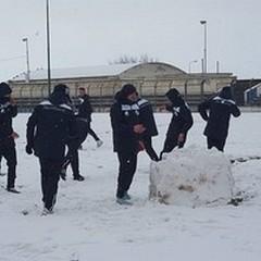 Nuova Spinazzola - Barium rinviata per neve