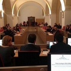 Consiglio provinciale, convocazione per mercoledì 4 novembre