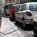 Disinfezione e sanificazione delle strade di Spinazzola