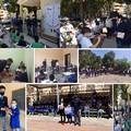 """Poliziotti a scuola: non è un blitz ma la consegna del  """"Diario scolastico """" ai bambini"""