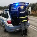 Presidi di Polizia nella Bat, più di 150 le sanzioni elevate lunedì