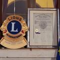 Carulli cede il testimone a Leone: passaggio di consegne alla guida del Lions Club