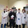 All'ospedale di Barletta presentato il Centro per la Vaccinazione oncologica