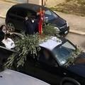 Domenica delle Palme, la benedizione per le strade di Padre Gianni Strafella
