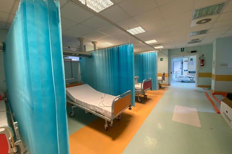 Letto ospedale Bisceglie