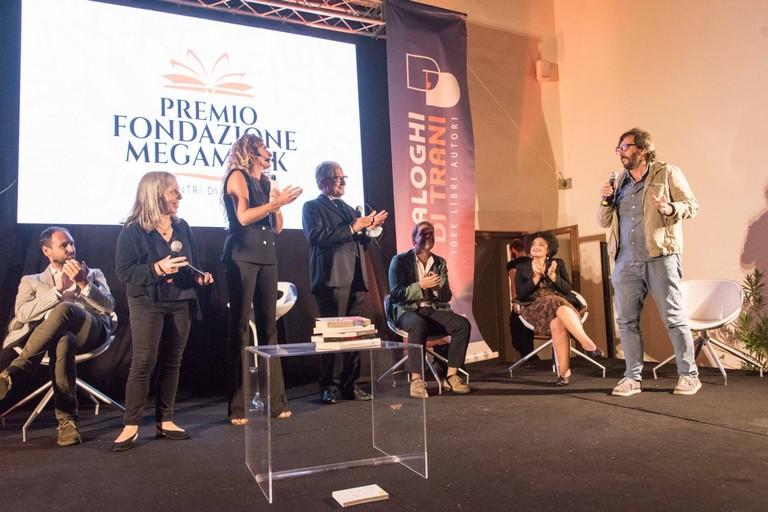 Gruppo Megamark premiazione