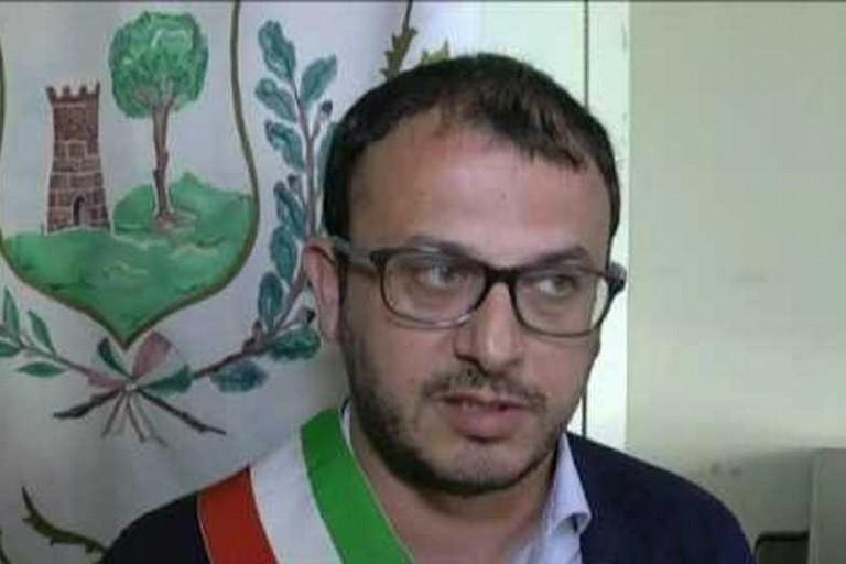 Il sindaco Michele Patruno