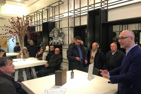 Press tour Coldiretti