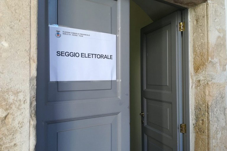 Elezioni provinciali Bat