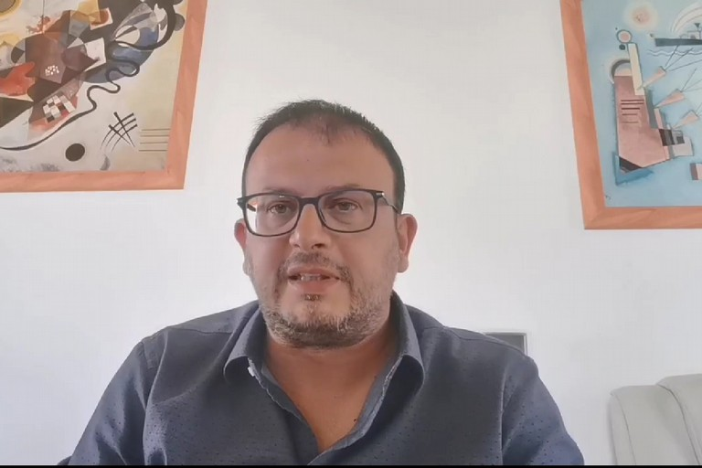 Sindaco Michele Patruno