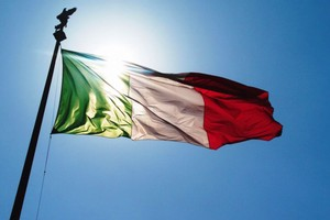 banidera tricolore italiana