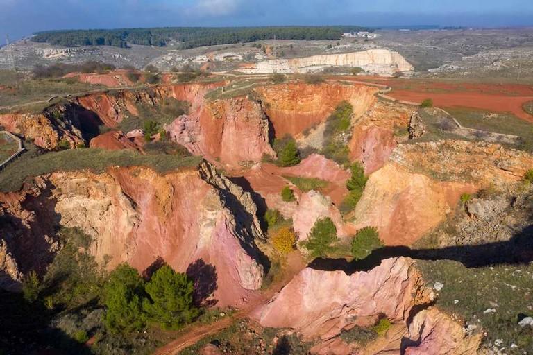 Miniere di bauxite