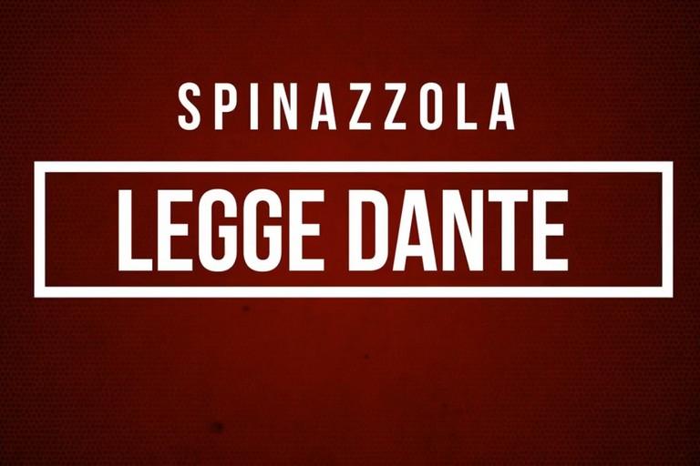 Spinazzola Legge dante